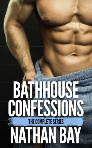 Bathhouse Confessions by Nathan Bay