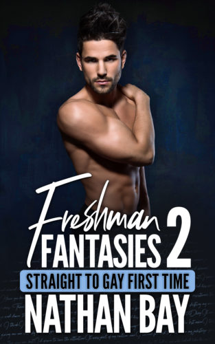 Freshman Fantasies 2: Straight to Gay First Time MM Erotica