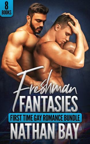 Freshman Fantasies: 8 First Time Gay Romance Short Stories