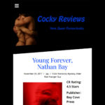 Cocky Reviews - Young Forever by Nathan Bay